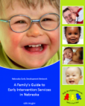 A Family's Guide to Early Intervention Services in Nebraska